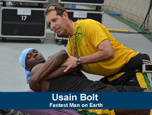 on the go wellness chiropractor miami usain bolt