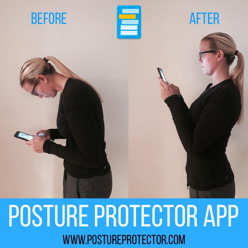 On The Go Wellness Chiropractor Miami Download The Posture Protector App To Improve Your Posture